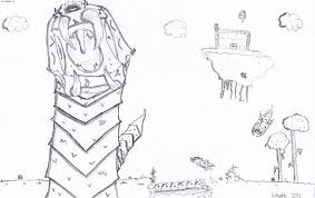 terraria game coloring pages pdf free printable terraria