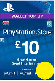 playstation gift card 10 buy psn gift card code uk 10 gbp for ps4 ps3 ps vit and