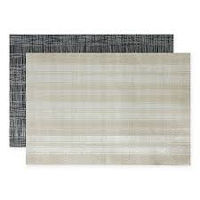 Placemats Bed Bath And Beyond Vinyl Nelson Placemat Bed Bath U0026 Beyond