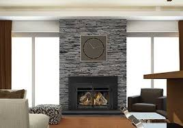 Btu Gas Fireplace - xir4 gas burning fireplace insert