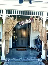 Outdoor Halloween Decorations On Pinterest by Best 25 Outside Halloween Decorations Ideas On Pinterest