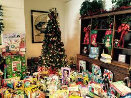 gifts for needy families rainforest islands ferry