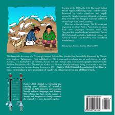 navajo life a bilingual children u0027s picture book hildegard