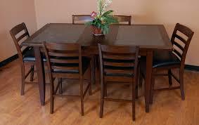 granite dining table set buy eci tecate dining granite top table set from www granite dining