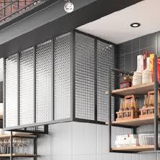hotte industrielle cuisine cuisines hotte verriere verre arme metal bois industriel francais