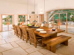 Wooden Dining Room Set Dining Tables Outstanding Big Wood Dining Table Large Dining Room