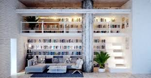 How To Make Interior Design For Home 30 Creative Ideas How To Make The Library At Home Interior