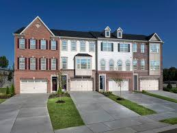 Mil House Plans Hunt Valley Overlook At Sparks New Townhomes In Sparks Md 21152