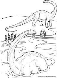 dinosaurs coloring sheet dinosaur kids colouring