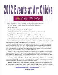 elmwood newsletter march 7 2012