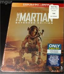 the martian extended edition blu ray steelbook best buy