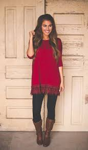 best 25 red tunic ideas on pinterest red tunic dress polka dot