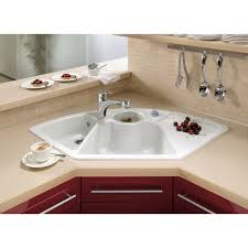 Best  Corner Kitchen Sinks Ideas On Pinterest White Kitchen - Kitchen sinks design