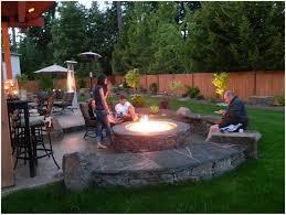 Building A Propane Fire Pit Backyards Impressive Backyard Propane Fire Pit Design 37