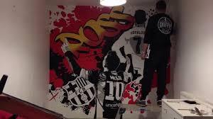 ronaldo vs messi bedroom wall art graffiti time lapse youtube ronaldo vs messi bedroom wall art graffiti time lapse