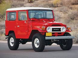 vintage toyota truck vintage land cruiser ads google search autos pinterest