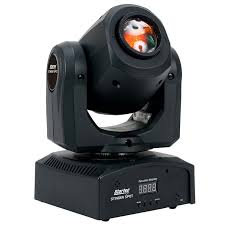 american dj stinger spot high output mini moving head with a