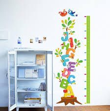 Baby Room Wall Decor Online Cm Birch Trees Wall Decal Tree - Alphabet wall decals for kids rooms