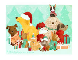 dog christmas cards christmas card process fizer coleman
