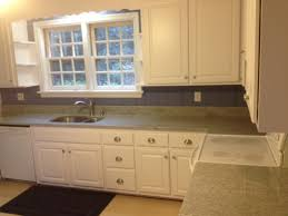 White Formica Kitchen Cabinets Cabinet Reface In White Decorative Laminate Veneer Kitchen