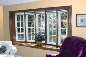window treatment for bay windows bow window treatments ezpass club