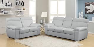 Light Gray Leather Sofa Light Grey Leather Sofa Best Design 2018 2019 Sofamoe Info