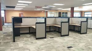Office Furniture Workstations by New Workstations In Warrendale Pa Heartland Ecsi Case Study