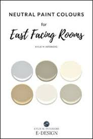 the best paint colours for east facing rooms blue green paints