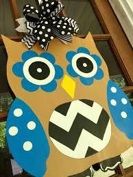 30 best owls images on pinterest owl door hangers painted owls