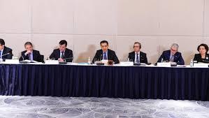 bureau veritas kazakhstan bakytzhan sagintayev participates in business forum