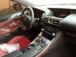 lexus nx black red interior time for lexus again is350 f sport color choice clublexus