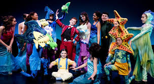 disney theatrical licensing mermaid jr