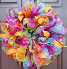deco mesh ideas 25 best ideas about mesh wreaths summer on deco mesh