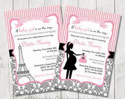 parisian baby shower baby shower invitations gangcraft net