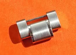 omega link bracelet images Rare omega oval brushed link 18mm bracelet 957 speedmaster 50th jpg