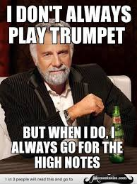 Memes Site - funny trumpet memes quotes forsearch site music pinterest