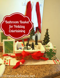 bathroom basket ideas bathroom basket entertaining events to celebrate