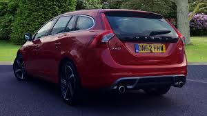volvo v60 d2 rdesign m used vehicle by lancaster reading reading