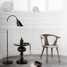 Curved Floor Lamp With Large Shade by Living Room Lightings Cool Floor Lamp With Classic Unusual Floor