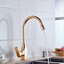 Gold Kitchen Faucet by Online Get Cheap Pull Down Faucet Gold Aliexpress Com Alibaba Group