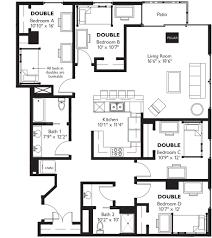 4 bedroom apartments madison wi dorm lucky freshmen dorm housing in madison wisconsin
