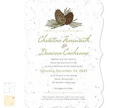 plantable wedding invitations diy wedding invitations wedding invitation kits
