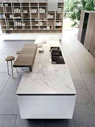 plaque de marbre pour cuisine marbre de cuisine contemporain cuisine by jeff schlarb design