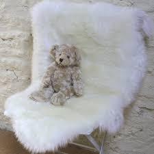 White Sheepskin Rugs Flooring Luxury White Sheepskin Rug For Unique Rug Design