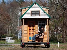 Tiny Homes Show by Tiny Houses Are A Response To An Unaffordable Housing Market