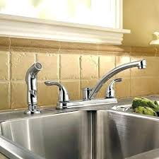 kitchen sink and faucet home depot kitchen sink faucets white faucet parts from kikiscene