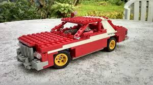 Ford Gran Torino Starsky And Hutch Starsky And Hutch 1974 Ford Gran Torino 2 Improved A Lego