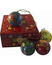 fall is here get this deal on 4 paper mache ornaments in keepsake