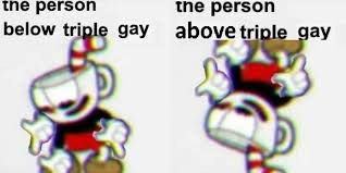 But Meme - why tumblr is calling things triple gay these days