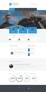reporting website templates website template